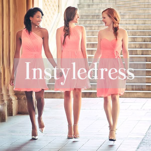 bridesmaid dresses from instyledress.co.uk