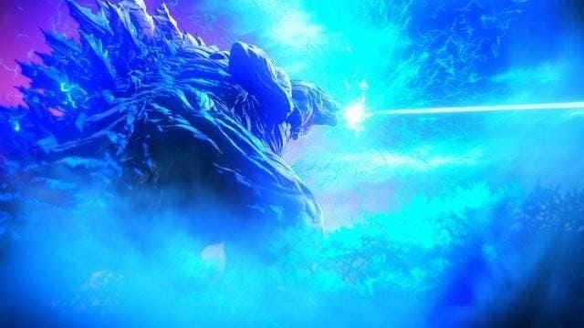 Godzilla - Netflix 2018 Anime Desenho 1080p 720p BDRip Bluray HD completo Torrent