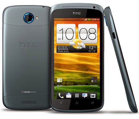 Hp HTC One S - Black