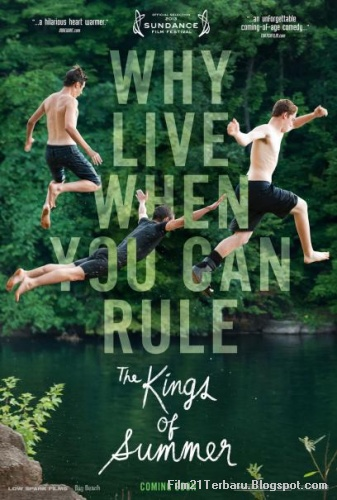 The Kings of Summer 2013 Bioskop