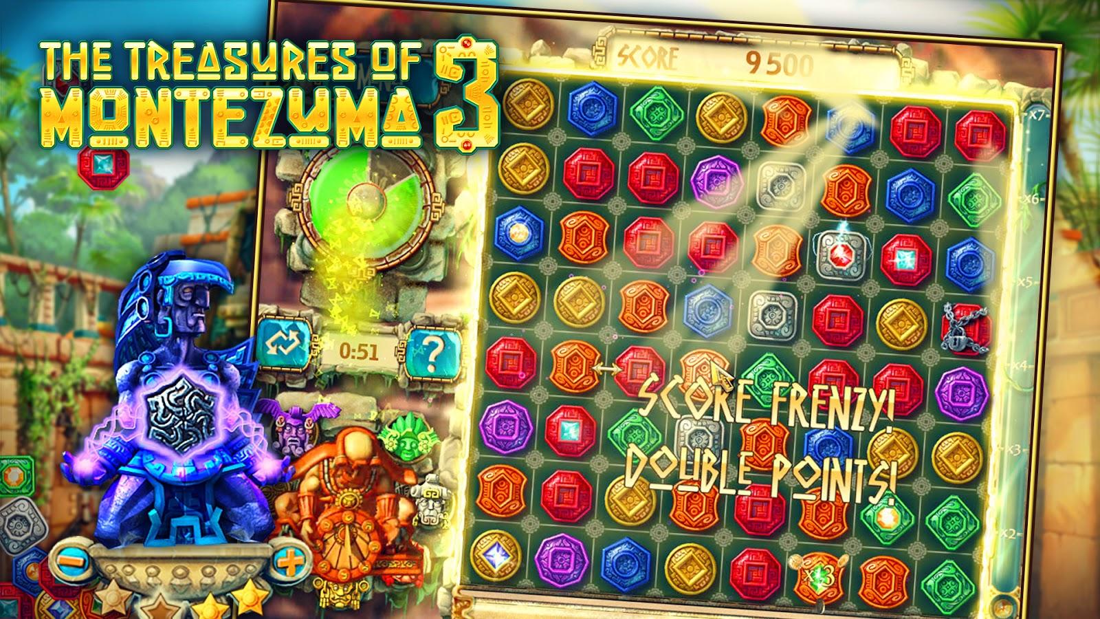 Treasure Of Montezuma Online Free Unlimited