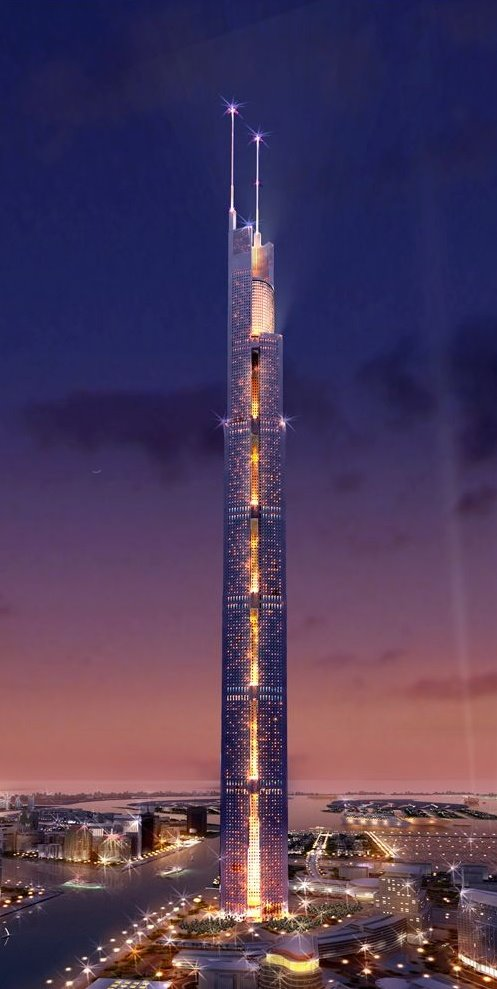 New architecture design city dubai architecture for Al burj dubai