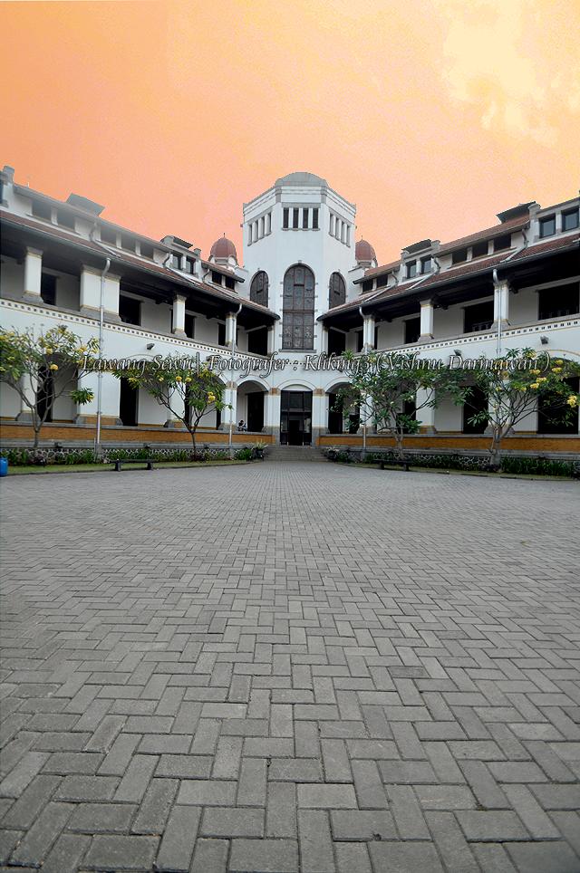 Lawang Sewu || Fotografer & Editing By : Klikmg3 ( Fotografer Purwokerto, Banyumas )