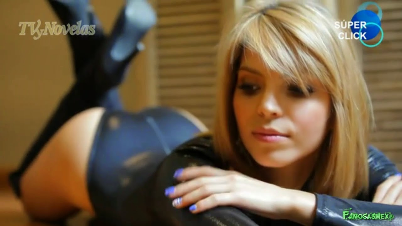 Esmeralda Ugalde Backstage TvYNovelas [Video HD]