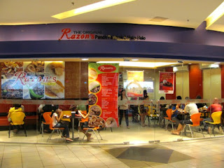 Razon's, The Original Razon's Pancit Palabok and Halo-Halo, Davao City, Gaisano Mall of Davao, Pork Adobo with Rice, Sizzling Beef Caldereta with Rice, Davao Dekughts