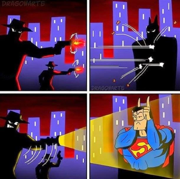 Santas ilusiones Batman