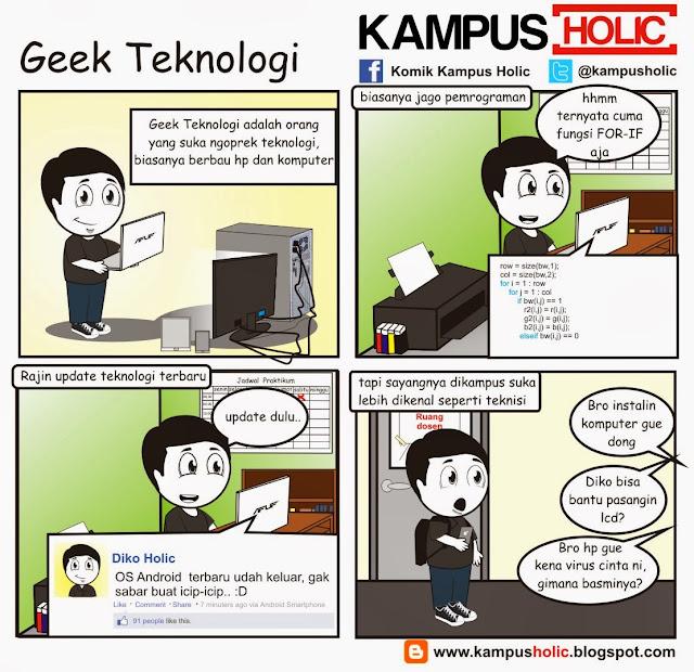 #330 Geek Teknologi