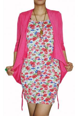 Grosir Baju Terusan Remaja Motif Bunga