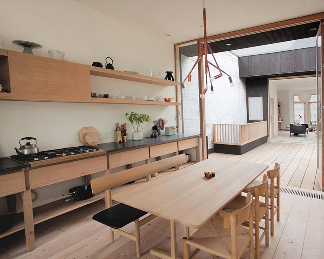 Le petit floril ge d coration int rieure bordeaux - Maison moderne toronto par studio junction ...