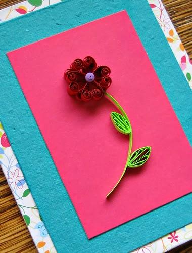 http://www.allthingspaper.net/2014/01/quilled-valentine-flower-card-tutorial.html
