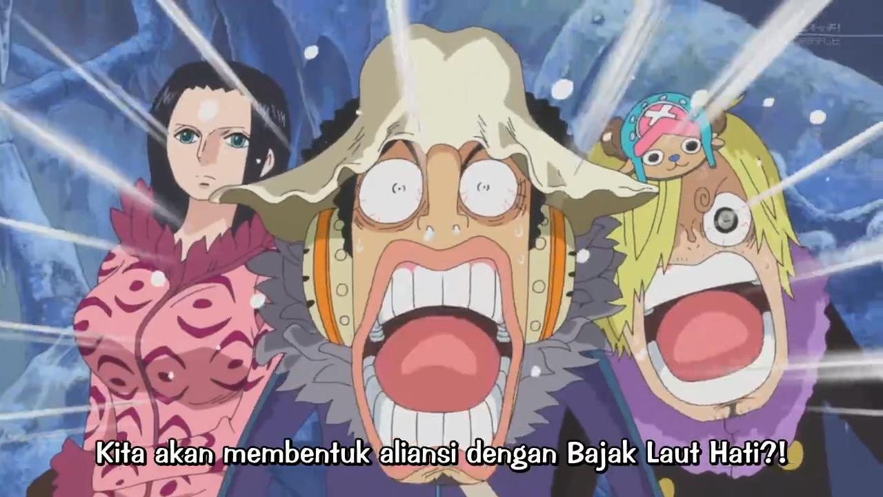 One Piece Episode 594 Subtitle Indonesia