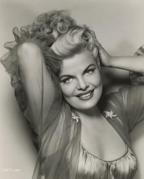 Mamie Van Doren June Wilkinson Bikini With No Top On The Top