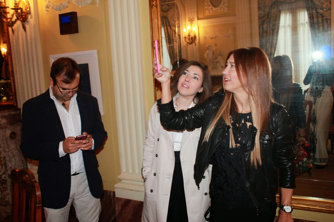 Encuentros Bazar Me lo Pido, Embajada de Brasil en Madrid, Embajador, Mundial de Fútbol 2014, Evento bloggers, Fashion style, Blog de moda, Street Style, Carmen Hummer, Caipiriña, Brasil