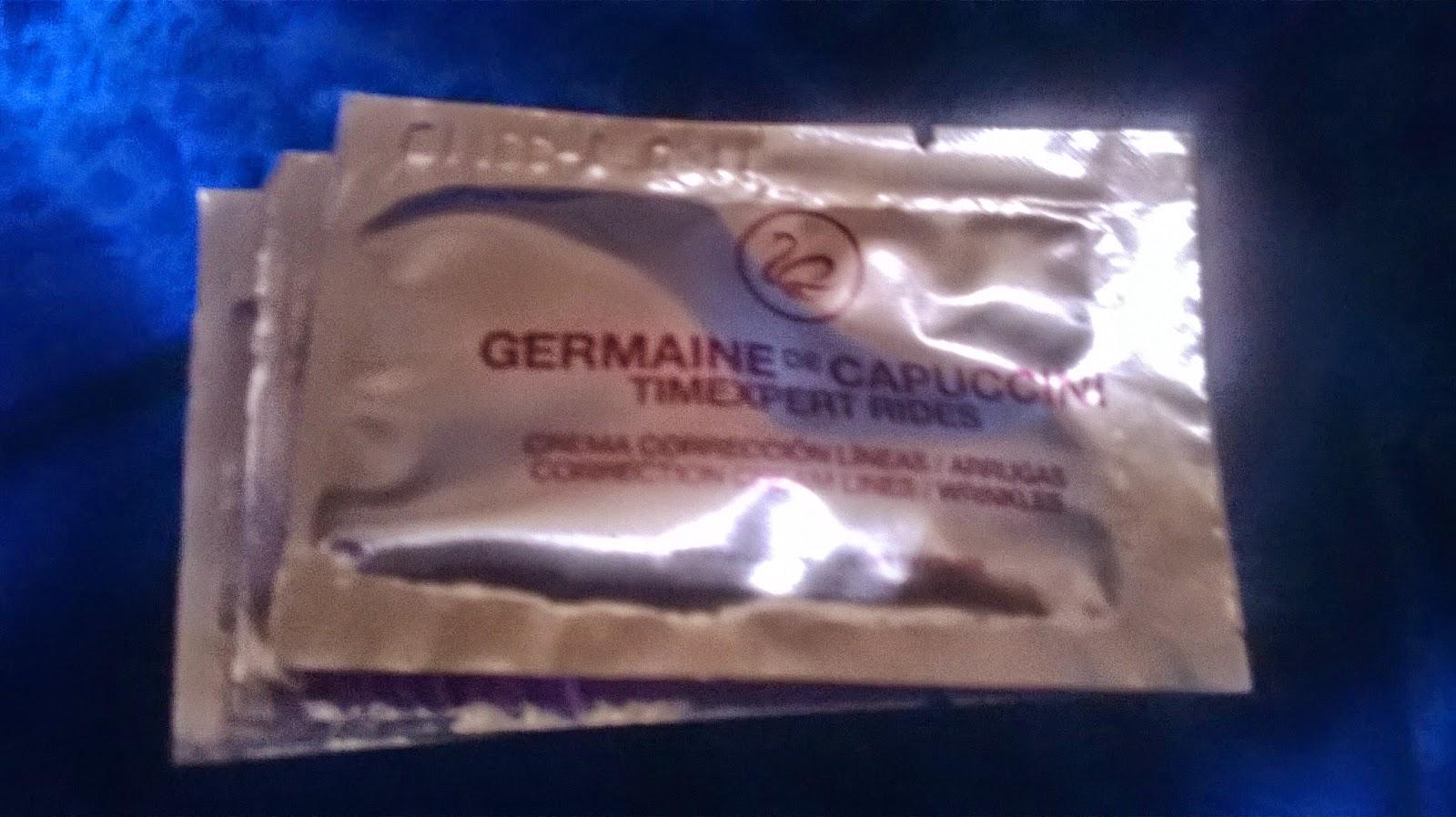 muestras germaine de capuccini