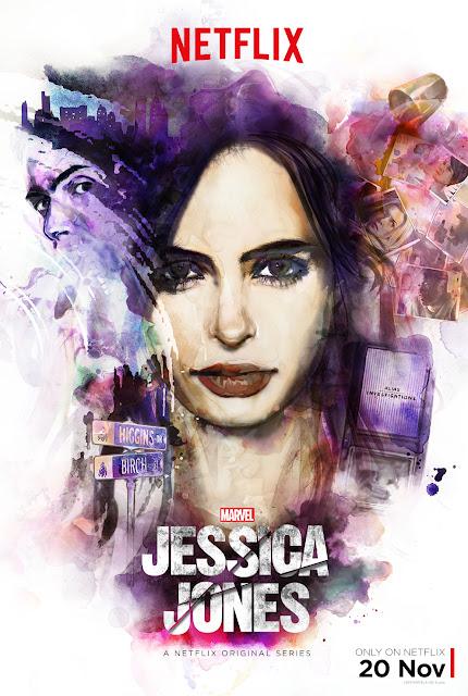 Marvel's Jessica Jones (2015-) ταινιες online seires xrysoi greek subs