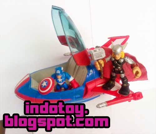 Jual Action Figure Avenger Ship