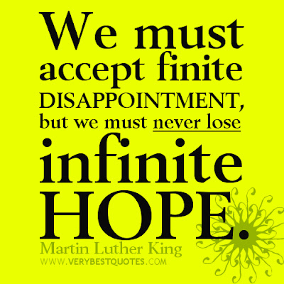 Quotes and Sayings on Hope