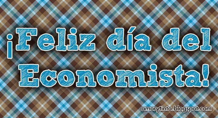 Imagenes del día del Economista