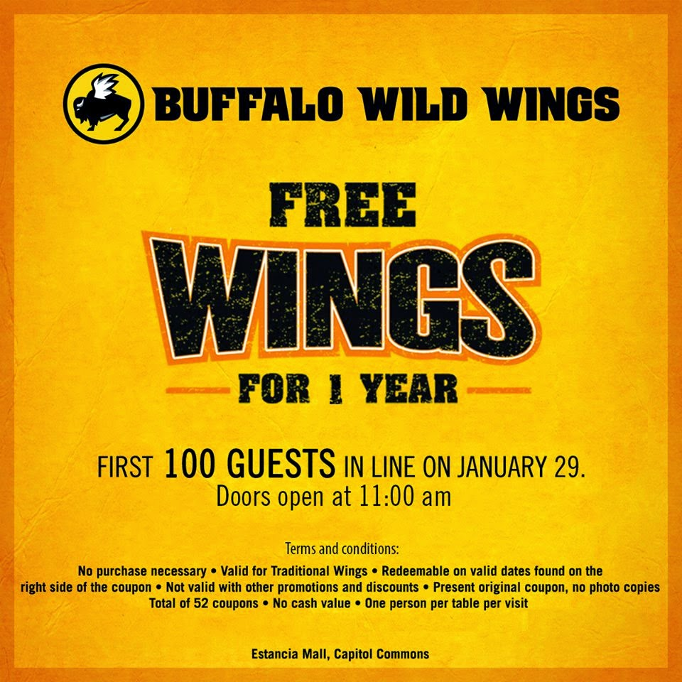 the pickiest eater in the world: buffalo wild wings: wings. beer