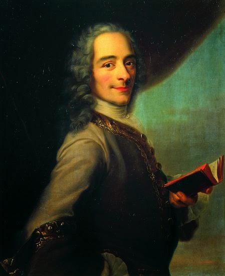 c'est pas le GIGN Voltaire