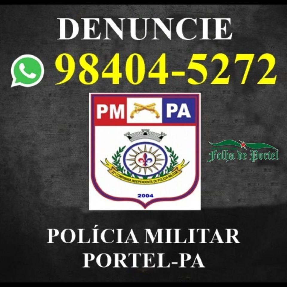 Denuncie!