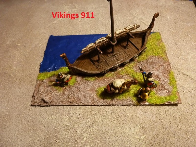 Projet Viking : terminé