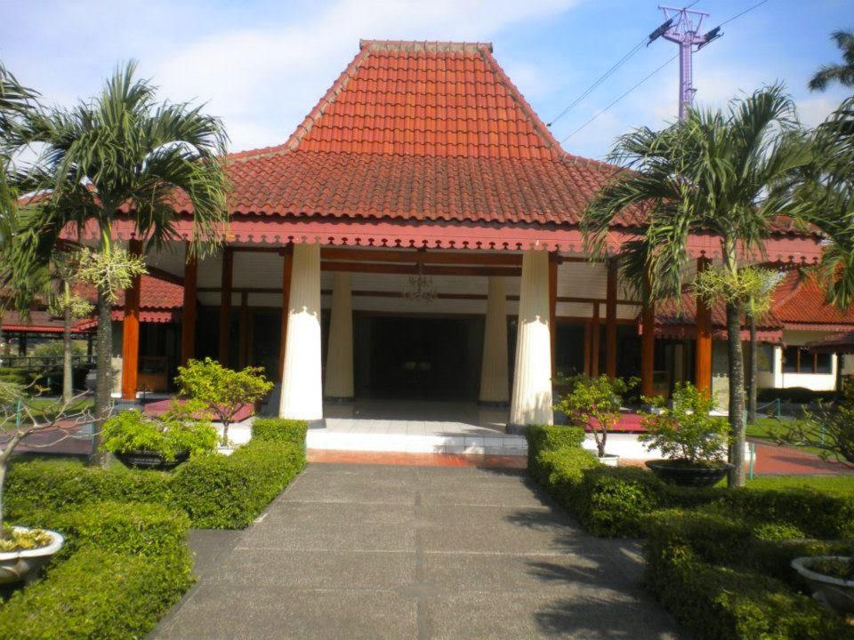 ... Interaktif: Rumah Adat Provinsi Jawa Barat (Rumah Kasepuhan Cirebon