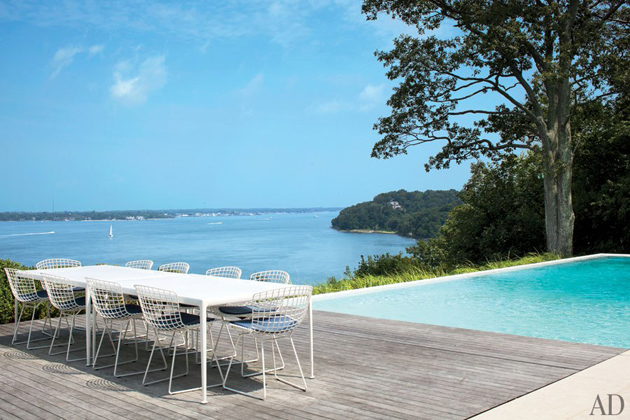 andrew cogan's home on shelter island
