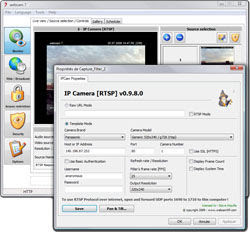 Jan 16, 2015 - Windows 7, English. Download (19.45 MB). Description. Webcam 7 is a brand new product based on webcamXP. The user interface is the