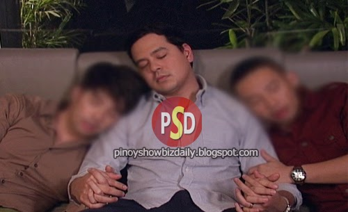 John Lloyd Cruz drunk and wasted