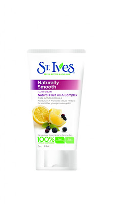 St. Ives Naturally Smooth Hand Cream Review