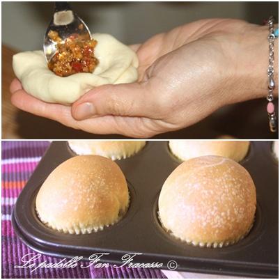 ricetta muffins salati e focaccine