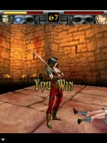 game nokia S60v3 Knights Of The Dark Edge 320x240