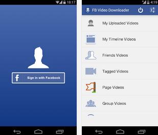 طريقة تحميل مقاطع الفيديو من فيس بوك على أندرويد جديد الهواتف الذكية