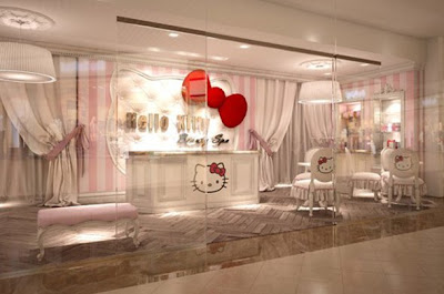 World's First Hello Kitty Spa In Dubai
