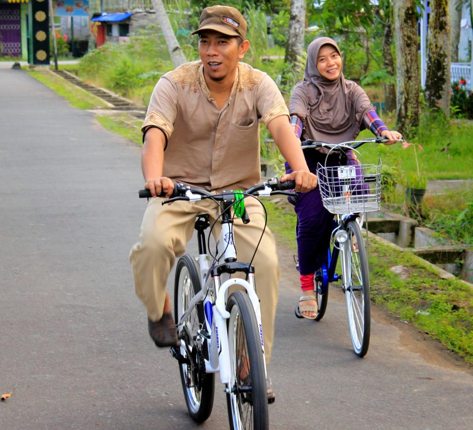 Keuntungan Bersepeda Bmx