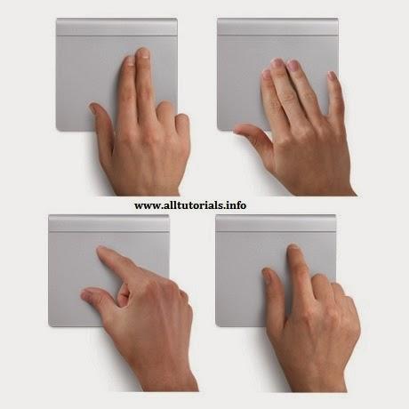 Gestures Mac
