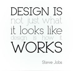 A Good Design Works!