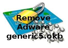 entfernen Adware generic5.okb