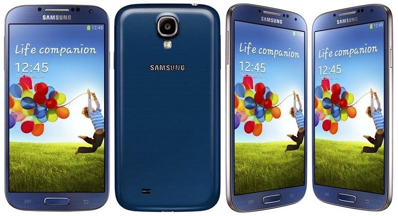 Samsung Galasy S4 -  GT-i9505 - Artic Blue