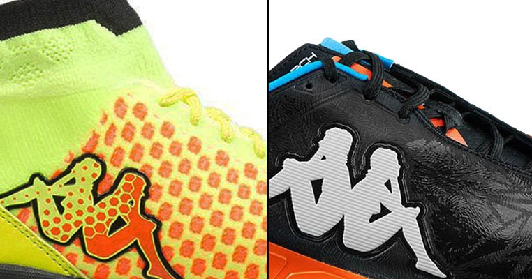 Back in The Game? New Kappa Starch Boots Released