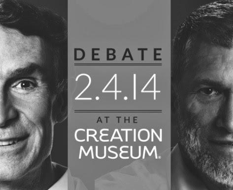 Creationism vs Evolution Debate