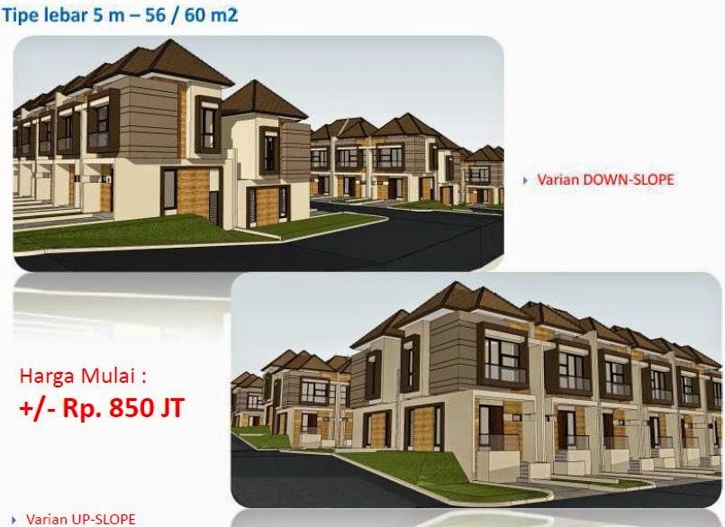 Rumah Sentul City Spring Mountain Residence