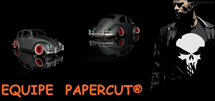 Equipe Papercut
