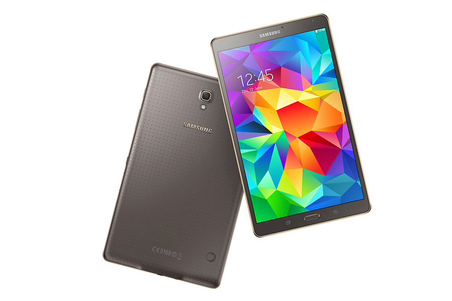 Samsung 8.4 inç'lik Galaxy Tab S Tablet Özellikleri