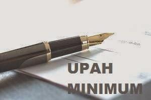 Upah Minimum Untuk Guru