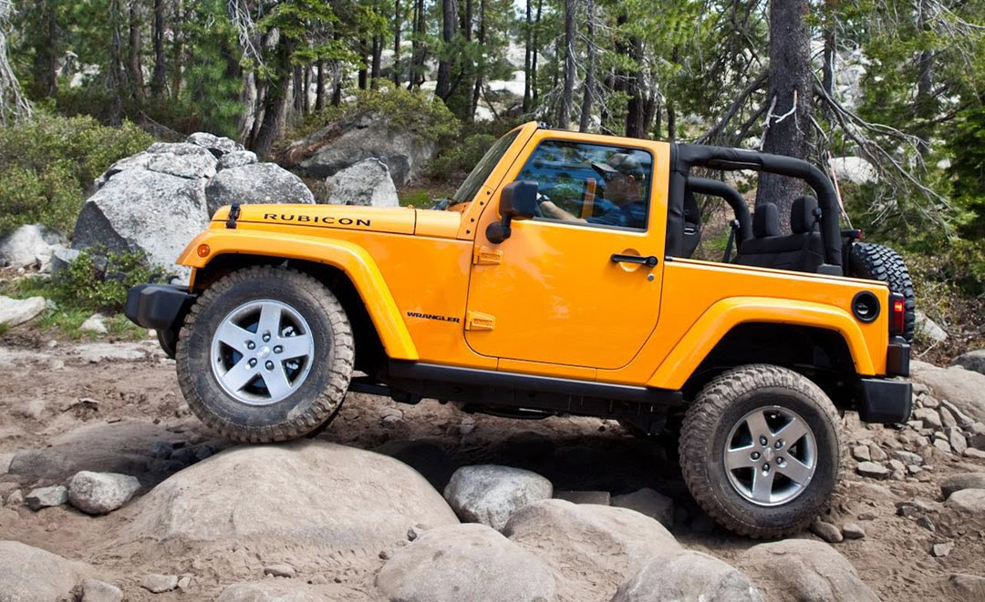 Best tires for jeep Rubicon