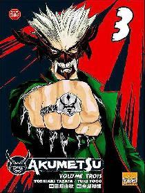 truyện tranh Akumetsu