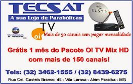Antenas Parabólicas e TV a Cabo