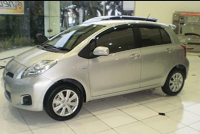toyota yaris j manual 2012